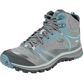 Keen Terradora WP Mid-Cut Schuhe Damen stormy weather/wrought iron